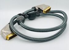 PROFIGOLD 1.5M 21 PIN SCART TV CABLE