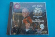 "LORIN MAAZEL"" NEW YEAR'S CONCERT 1996 "" 2 CD SEALED"
