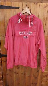 🔥🔥🔥 Hackett London Cagoule [HKT LDN] | Size 2 XL | BNWT | Red