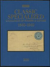2020 Scott Classic Specialized 1840-1940 Worldwide Stamp Catalogue Hardcover