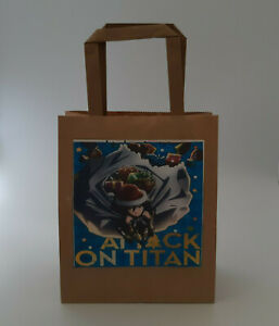 Attack on titan Themed Pre Filled Party Bags Ready Made Goody Loot Bags