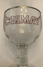 New! Chimay Beer Glass.