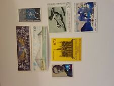 timbres France 2918 2923 2924 2925 2926 2927 292 année 1995 cote 16,5€ VF 5,39€