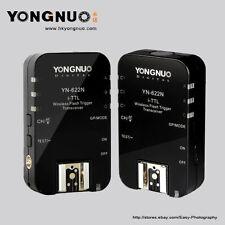 Yongnuo YN-622N  Wireless TTL HSS 1/8000S Flash Trigger 2 Transceivers for Nikon