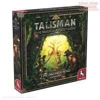 Talisman Revised 4th Edition THE WOODLAND Expansion