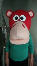 High quality brand new  best-selling Head of Hippo Mascot costume