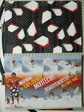 Volcom surf 2007 Dean Morrison 2 sided poster New Old Stock Mint Condition