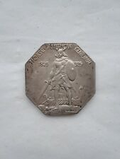 1925 Norse American Centennial, Thick Silver Commerative Medal