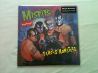 Misfits - Famous Monsters - EU Vinyl 1999 / 2018 - NEU / OVP !!!