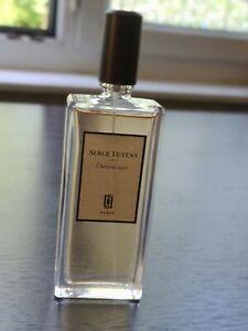 Serge Lutens DATURA Noir 50 ml Eau De Parfum Original et Neuf.