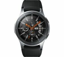 SAMSUNG Galaxy Watch - Silver 46 mm - Currys