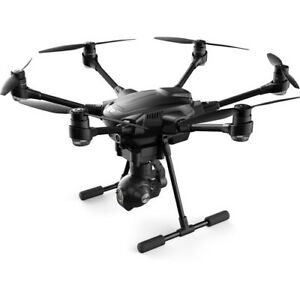 Yuneec Typhoon H Hexacopter w/Wizard and Landing Pad - OPEN BOX