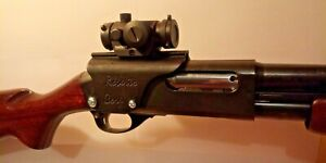 Remington 870 red dot optic scope mount