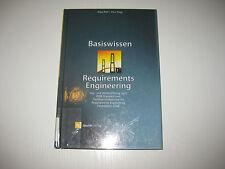 Basiswissen Requirements Engineering von Christine Rupp und Klaus Pohl (2009,...