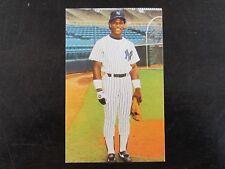 1985 Tcma New York Yankees Rickey Henderson Postcard