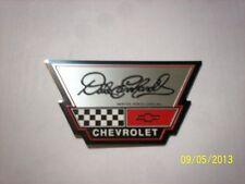 Corvette C4 Dale Earnhardt Chevrolet Dealer Emblem w/ C4  Corvette logo