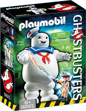"Playmobil 9221 Ghostbusters�""� Stay Puft Marshmallow Man NEU OVP"
