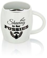 Wildwuchs Bartpflege - Barttasse als Kaffeetasse & Geschenk Tasse aus Porzellan