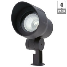 4 Pack Low Voltage 20W Outdoor Flood Lights Landscape Exterior Security Lighting