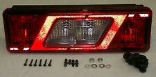 Transito MK8 Tipper Pickup Recupero Luton REAR TAIL LIGHT RH LAMPADA COMPLETO