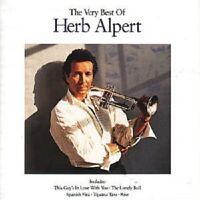 "HERB ALPERT ""THE VERY BEST OF"" CD NEW"