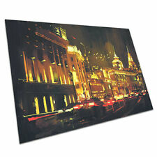 Poster print Building Lights wall Poster Art prints A1 Poster