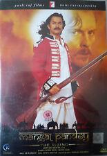 MANGAL PANDEY- THE RISING 2 DISC SET-YRF Bollywood indian movie dvd. Aamir Khar.