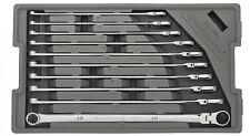 Gearwrench 86126 10 Piece Metric Gearbox Flex Spline 120Xp Xl Ratcheting