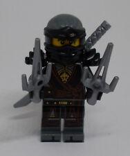 LEGO Ninjago Cole-Hands of Time personaggio con 3 spade accessori armi NUOVO