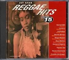 Music CD Reggae Hits Vol 15 Ragga Dancehall Lovers Album Various Artists