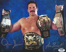 Dan Severn Signed UFC 8x10 Photo PSA/DNA COA Picture Auto 4 5 6 9 12 27 MMA WWE
