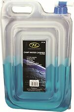 NEW FLAT PACK WATER CARRIER 13L CAMPING BUSHCRAFT h