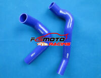 BLUE silicone radiator hose kit for Holden HK HT HG 307 327