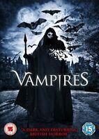 Vampires DVD (2015) Angela Zahre