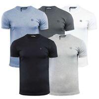 Duck & Cover Bond Mens T Shirt Cotton Comfort Stretch Crew Neck Short Sleeve Tee