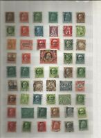 Bayern Lot Briefmarken Stamps Sellos Timbres