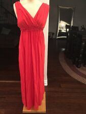 Mossimo Full Length Maxi Dress Size Large