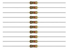 Peco PL-29 - 10 x 1000 ohm Resistor for LEDs (N/HO/OO/O Scales) 1st Class Post