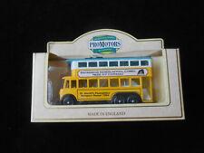 LLEDO PROMO TROLLEY BUS ST DAVID'S FOUNDATION NEWPORT / EISTEDDFOD 1994 #284