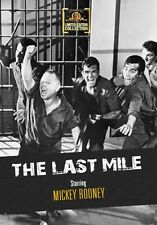 "The Last Mile 1959 (DVD) Mickey Rooney, Don ""Red"" Barry, Alan Bunce - New!"
