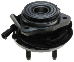 Wheel Bearing and Hub Assembly-R-Line Front Raybestos 715013