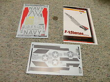 CAM  decals 1/32 32-055 F-4 Sierras Last of Navy Phantoms    F133