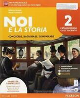 Noi e la storia vol.2 PEARSON B.Mondadori scuola, Roveda cod:9788869103063