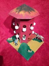 pigeonnier de la ferme quiralu rare jouet toys