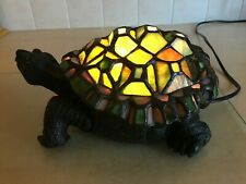 Tiffany style Tortoise Lamp in lovely condition Very Good Quality