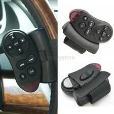 Hot Universal Steering Wheel IR Remote Control For Car CD DVD TV MP3 Player A48