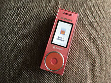 Samsung X830 - Candy Pink (Unlocked) Phone *SUPER RARE* *COLLECTIBLE*