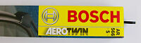 Balai d'essuie-glace BOSCH 3397118990 Jeu AVANT ar566s 475/425mm Kit citroen