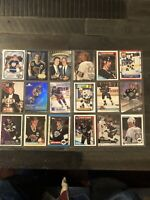 Wayne Gretzky NHL Lot Of 18 Hockey Cards,Oilers Rangers Kings NO DOUBLES