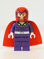 LEGO Marvel Super Heroes MAGNETO Minifigure - From 76022 (X-Men)